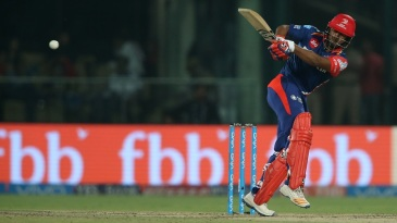 Rishabh Pant thrived on leg-side shots