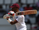 Roston Chase swivels into a pull, West Indies v Pakistan, 3rd Test, Dominica, 5th day, May 14, 2017