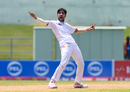 Mohammad Amir is stoked on bowling Shimron Hetmyer, West Indies v Pakistan, 3rd Test, Dominica, 5th day, May 14, 2017