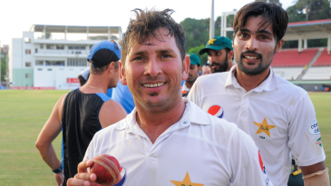 Yasir Shah's five-for helped Pakistan snare a thrilling victory