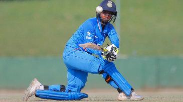 Deepti Sharma sweeps on her way to 71
