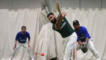 India beat Pakistan in the Edgbaston Fans Trophy
