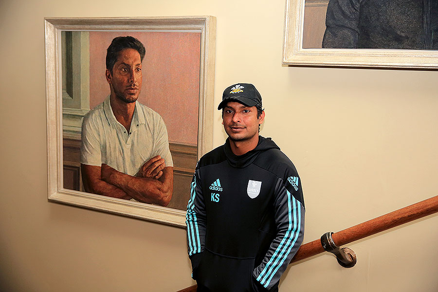 It took Kumar Sangakkara a while to get his first first-class hundred, but after that he was virtually unstoppable