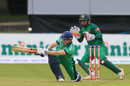 Niall O'Brien struck up a solid partnership with Ed Joyce, Ireland v Bangladesh, Tri-nation series, Malahide, May 19, 2017