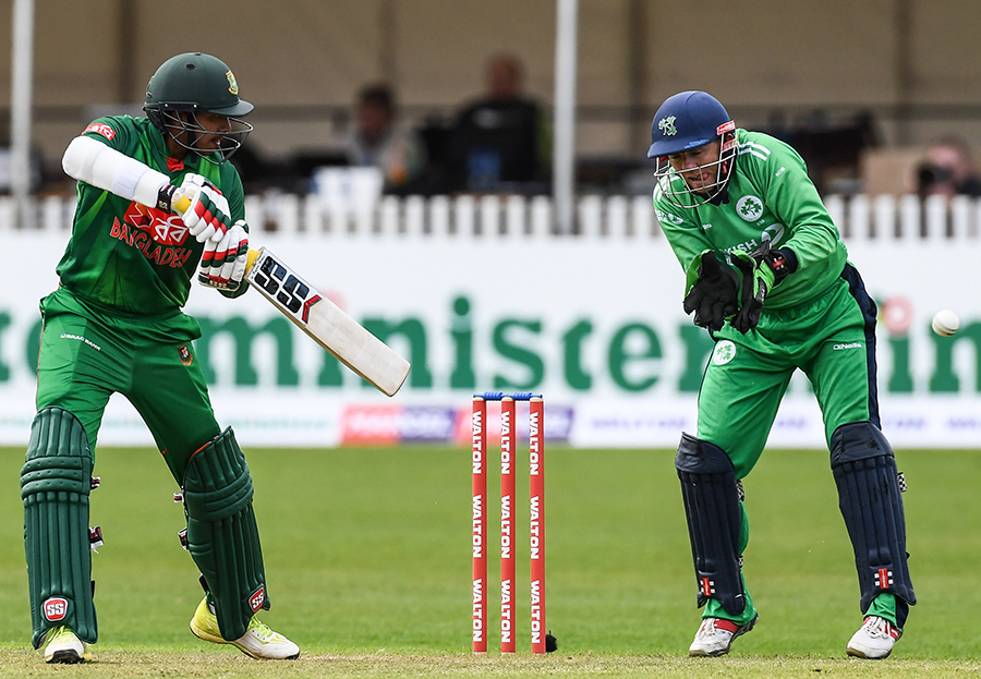 Watch final match of Ireland Tri-Nation Series
