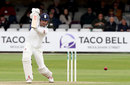 Alastair Cook drives during his century, Essex v Hampshire, Specsavers Championship Division Two, Chelmsford, May 19-22