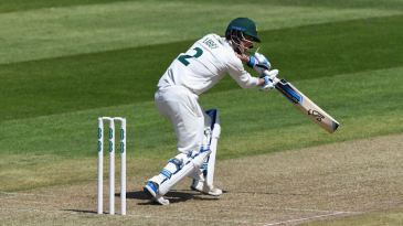 Jake Libby, en route to a Nottinghamshire hundred