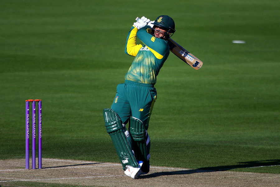 Peshawar Zalmi say they have signed Quinton de Kock for 2018 Pakistan Super League