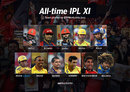 ESPNcricinfo's all-time IPL XI