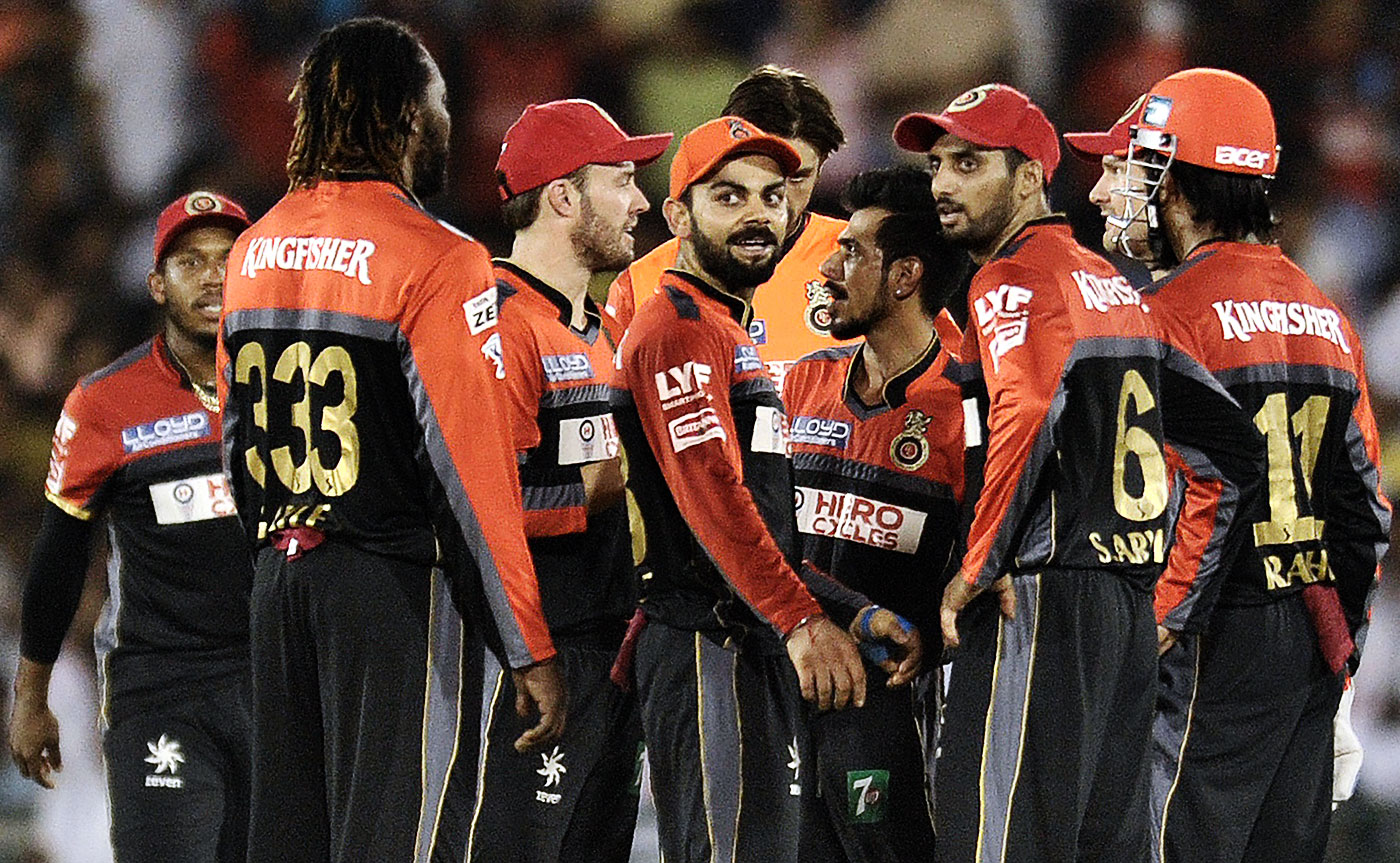 How many RCB players can you squeeze into an all-time T20 XI?