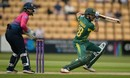Farhaan Behardien chipped in with 33, Northamptonshire v South Africans, Northampton, May 21, 2017