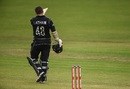 Tom Latham scored his first ODI century as captain, Ireland v New Zealand, Malahide, 5th ODI, May 21, 2017