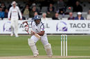 Michael Carberry was unable to stop the rot, Essex v Hampshire, County Championship, Division One, Chelmsford, 3rd day, May 21, 2017