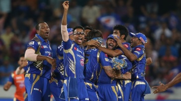 Mumbai Indians savour their IPL success