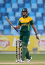 Aiden Markram led South Africa's batting, South Africa v Pakistan, U-19 World Cup, Dubai, March 1, 2014