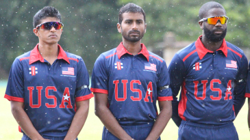 Nosthush Kenjige and Mrunal Patel prepare for their 50-over USA debuts