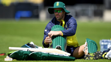 AB de Villiers has been passed fit to play in the first ODI