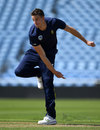 Morne Morkel bowls during South Africa practice, Headingley, May 23, 2017