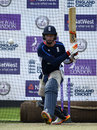 Jos Buttler shapes to reverse sweep, Headingley, May 23, 2017