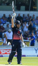 Eoin Morgan went past 50 for the second ODI in a row, England v South Africa, 1st ODI, Headingley, May 24, 2017
