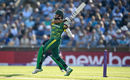 Hashim Amla launched the run-chase with a run-a-ball fifty, England v South Africa, 1st ODI, Headingley, May 24, 2017