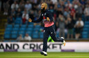 Moeen Ali followed his runs with important wickets, England v South Africa, 1st ODI, Headingley, May 24, 2017