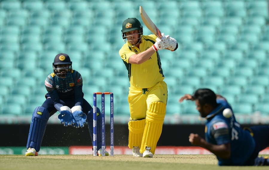 Champions Trophy: Century helps Aaron Finch lock down opening spot