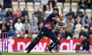 Alex Hales carves over the off side, England v South Africa, 2nd ODI, Ageas Bowl, May 27, 2017