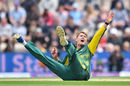 Dwaine Pretorius's fingertips ran out Joe Root at the non-striker's end, England v South Africa, 2nd ODI, Ageas Bowl, May 27, 2017