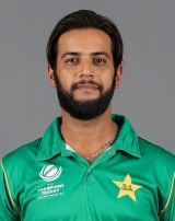 Image result for imad wasim