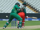 Sarfraz Ahmed misses a catch of Tamim Iqbal, Bangladesh v Pakistan, Champions Trophy warm-ups, Birmingham, May 27, 2017