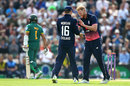 Ben Stokes broke South Africa's opening stand, England v South Africa, 2nd ODI, Ageas Bowl, May 27, 2017