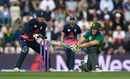 David Miller's hard-hitting innings lifted South Africa's chase, England v South Africa, 2nd ODI, Ageas Bowl, May 27, 2017