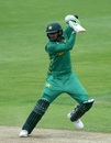 Shoaib Malik perished after scoring 72 runs off 66 balls, Bangladesh v Pakistan, Champions Trophy warm-ups, Birmingham, May 27, 2017
