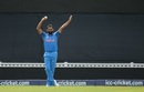Mohammed Shami had a solid workout, India v New Zealand, Champions Trophy warm-ups, London, May 28, 2017