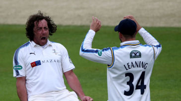 Ryan Sidebottom claims another victim in his farewell season