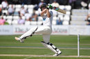 Luke Wright hit an aggressive 87, Sussex v Worcestershire, County Championship, Division Two, Hove, 2nd day, June 3, 2017