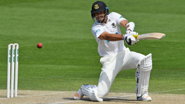 David Wiese added a rapid fifty down the order