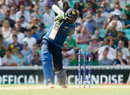Upul Tharanga leans into a drive, South Africa v Sri Lanka, Champions Trophy, Group B, The Oval, June 3, 2017
