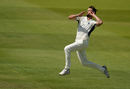 James Franklin persevered on a tough bowling day for Middlesex, Middlesex v Somerset, County Championship, Division One, Lord's, 2nd day, June 3, 2017
