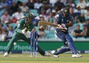 Kusal Perera plays through the leg side, South Africa v Sri Lanka, Champions Trophy, Group B, The Oval, June 3, 2017