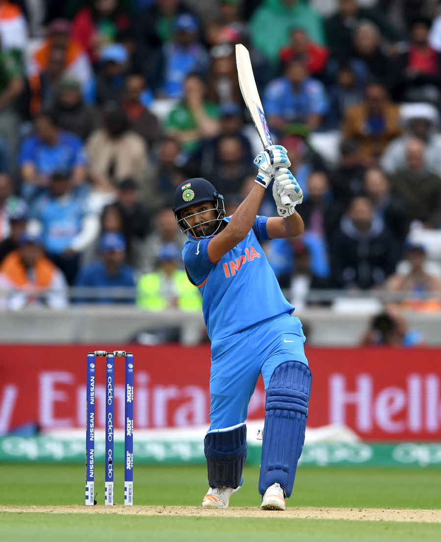 It Is Always Exciting To Play Against 'Great Nation' Pakistan: Rohit Sharma