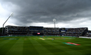 Dark clouds gather over Edgbaston , India v Pakistan, Champions Trophy, Group B, Birmingham, June 4, 2017
