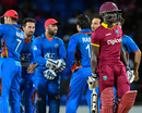 Chadwick Walton was removed for a duck by Shapoor Zadran, West Indies v Afghanistan, 3rd T20I, St Kitts, June 5, 2017