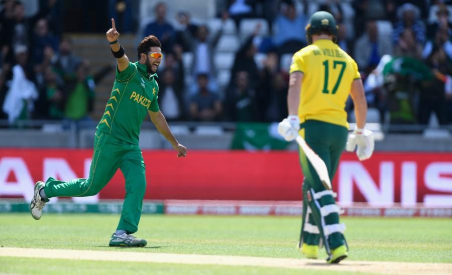 PSL 2018: Imad Wasim Named Karachi Kings Captain 2