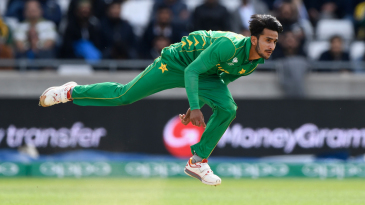 Hasan Ali dismissed JP Duminy and Wayne Parnell off successive balls