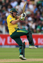 David Miller swivels into a hook, Pakistan v South Africa, Champions Trophy, Group B, Edgbaston, June 7, 2017