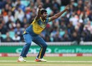 Thisara Perera returned to Sri Lanka's attack, India v Sri Lanka, Champions Trophy 2017, The Oval, London, June 8, 2017