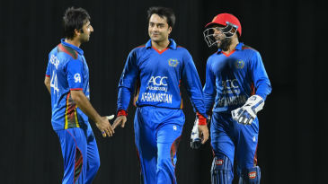 Rashid Khan's second ODI five-for slayed West Indies