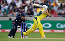 Travis Head kept Australia afloat with a half-century, England v Australia, Champions Trophy, Group A, Edgbaston, June 10, 2017
